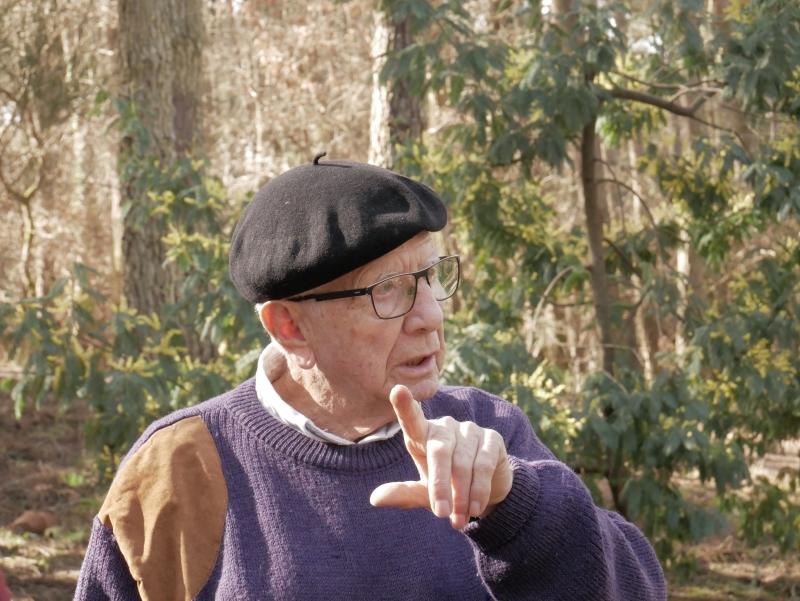 Gemmage et traditions forestières