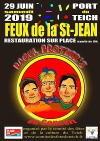 Feu de la St Jean